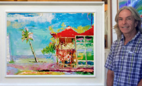 The Kirk Boes Exhibition will be at Lahaina Arts Society from Tuesday, September 4th until Tuesday, October