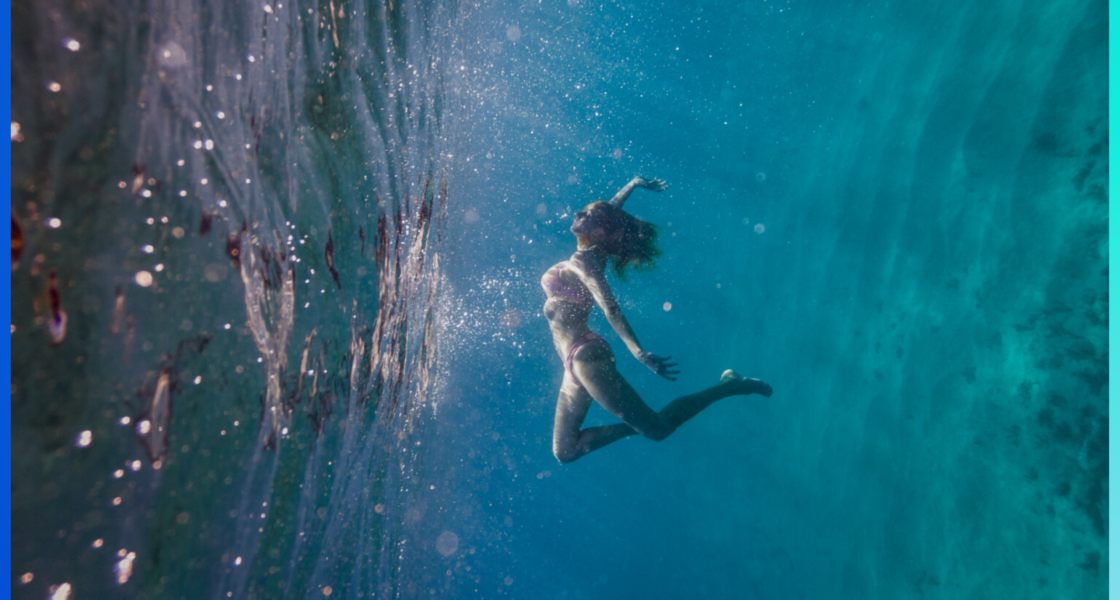 Breathe, Dive and Just Be
